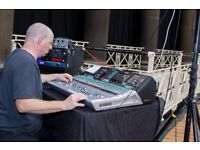 Sound and PA system Hire