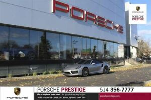 2017 Porsche 911 Turbo S Cabriolet Pre-owned vehicle 2017 Porsch