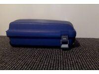 PCluggage blue suitcase