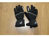 Ladies Sealskinz Winter Gel Cycling Gloves