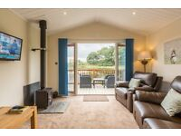 Bespoke Holiday Lodges - Edge of the Lake District - Sleeps 2 - Pets Welcome - Bespoke - Log Burners