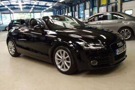 Audi TT TFSI SPORT (brilliant black) 2013
