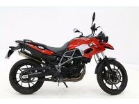 2016 BMW F700GS ABS with extras ----- Price Promise!