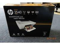 HP Deskjet 2540 All-in-One Inkjet Printer