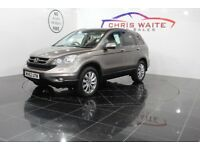 HONDA CR-V I-DTEC ES-T (brown) 2012