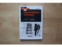 Basics Architecture: Representational Techniques, paperback