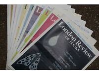 Free LRB back issues