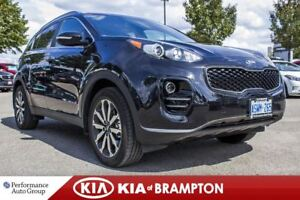 2017 Kia Sportage EX. DEMO. ROOF. NAVI. BACKUP CAM