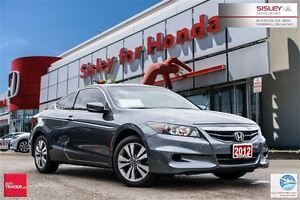 2012 Honda Accord Coupe EXL