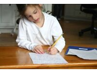 Tutoring - experienced teaching assistant - help with homework, reading and 11 Plus preparation.