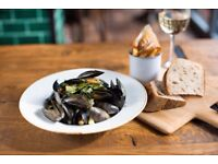 Immediate Start: Part time Kitchen Porter required for the King Street Brew House, Bristol