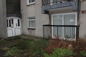 1 Bedroom ground floor flat near Ayr town centre available to rent unfurnished now