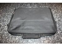 Black Laptop Carrycase