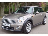 MINI Hatch 1.6 Cooper Avenue 3dr FULL SERVICE HISTORY