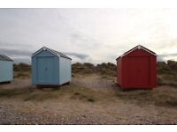 Unique Opportunity to Purchase a Findhorn Beach Hut