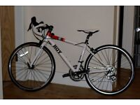 Kid's used Hoy Cammo 24 inch Road Bike, in great condition, very light use