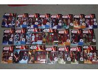 """26x STAR WARS 3.75"""" figures JOBLOT (The Force Awakens) inc Kylo Ren/Rey/Han Solo/Poe Dameron - NEW"""