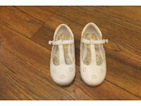 White Next Girls Shoes