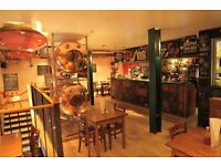 Strongroom Bar & Kitchen is hiring an Assistant Manager for immediate start