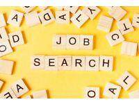 Seeking Full-Time Employment