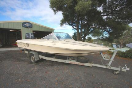 Fantastic Runabout/ski boat Nubeena Tasman Area Preview
