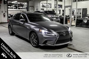 2016 Lexus IS 350 * F Sport ! Nouvel arrivage ! *
