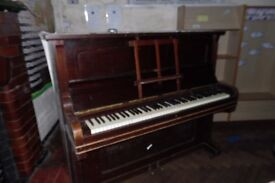 WELL LOVED SCHOOL PIANO IN GOOD WORKING ORDER