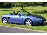 Porsche Boxter 986, 1999 2.5L 71000miles, 10 months MOT, Good condition, Great to drive
