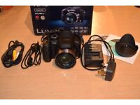 Panasonic Lumix FZ45 with 8 GB SD Card and Case, Mint condition
