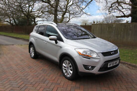 Ford Kuga Titamium X - TOP SPEC with FMSH