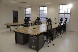 Professional desk space in shared office in the heart of buzzing Brixton