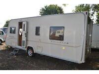 Bailey Senator Virginia S6 Island bed caravan 2008 model
