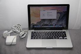 "Apple Macbook pro 13"" 2011 2.4GHz i5 500GB 4GB Ram"