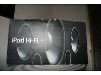 Apple iPod docking station by Apple