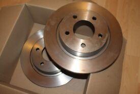 Mazda 3/Mazda 5 Rear Brake Discs - BDS6159