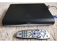 SKY + HD satellite recorder, 500GB storage, wifi. Excellent condition