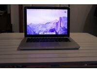 """MacBook Pro 13"""" 2011 500gb"""