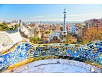 Get Amazing Savings Up to 35 % on Barcelona City Breaks from £119pp