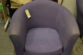 Purple Arm Chair GT 531