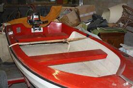 1o foot boat