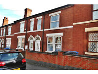 Spacious 2 bedroom property on Crewe Street