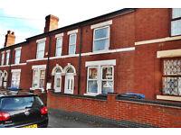 Spacious 2 bedroom property on Crewe Street