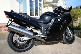 Honda CBR 1100 XX Super Blackbird - 1998 - Black - with new MOT and tyres
