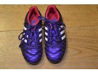 Kids Adidas Football boot SIZE UK 13 (child)