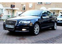 Auto 2009 AUDI A6 2.0 TDI SE 4DR --- Diesel --- Part Exchange Welcome --- Drives Good