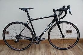 TREK Emonda 8SL Dura Ace 2015 Black Racing Bike - mint condition