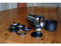 300mm f4.5 TAIR 3S - M42