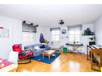 Manor Road, two bed flat, split level with private terrace located close to all local amenities
