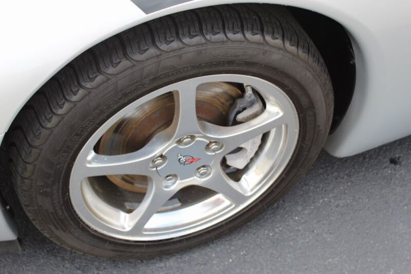 Image 9 Coche Americano usado Chevrolet Corvette 2003