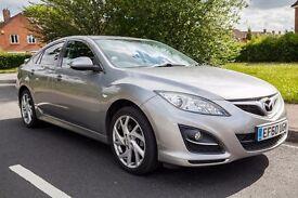 Mazda 6 Takuya 2.0 Petrol 2011 (60 plate)